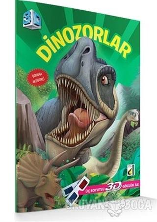 Dinozorlar 2 - Kolektif - Damla Yayınevi - Özel Ürün