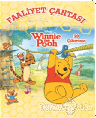 Disnep Winnie the Pooh : Faaliyet Çantası