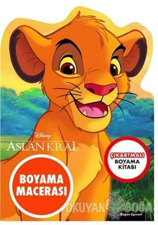 Disney Arslan Kral Özel Kesimli Boyama Macerası