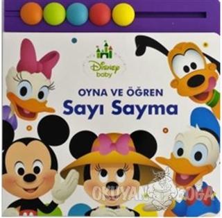 Disney Baby - Oyna ve Öğren Sayı Sayma - Kolektif - Doğan Egmont Yayın