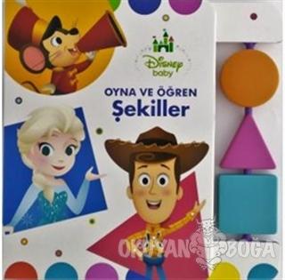 Disney Baby - Oyna ve Öğren Şekiller - Kolektif - Doğan Egmont Yayıncı