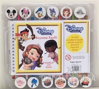 Disney Channel - Boyama Keyfi - Kolektif - Doğan Egmont Yayıncılık