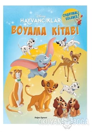 Disney Hayvancıklar Boyama Kitabı - Kolektif - Doğan Egmont Yayıncılık