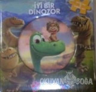 Disney İyi Bir Dinozor İlk Yapboz Kitabım - Kolektif - Doğan Egmont Ya