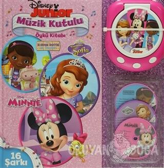 Disney Junior - Müzik Kutulu Öykü Kitabı