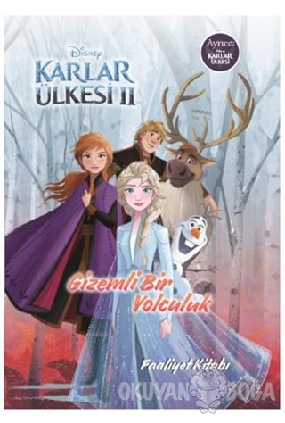 Disney Karlar Ülkesi 2 - Gizemli Bir Yolculuk Faaliyet Kitabı