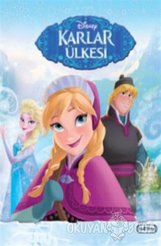 Disney Karlar Ülkesi 8 Düğmeli Sesli Kitap (Ciltli)