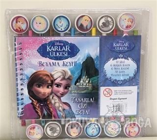 Disney Karlar Ülkesi - Boyama Keyfi - Kolektif - Doğan Egmont Yayıncıl