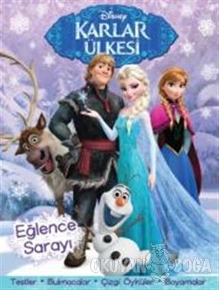 Disney Karlar Ülkesi - Eğlence Sarayı - Kolektif - Doğan Egmont Yayınc