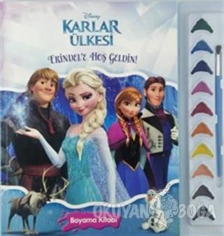 Disney Karlar Ülkesi - Erindel'e Hoşgeldin! - Kolektif - Doğan Egmont