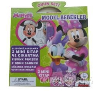 Disney Minnie Oyun Seti Model Bebekler - Kolektif - Doğan Egmont Yayın
