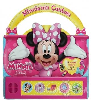 Disney Minnie'nin Çantası - Sesli Kitap - Kolektif - Doğan Egmont Yayı