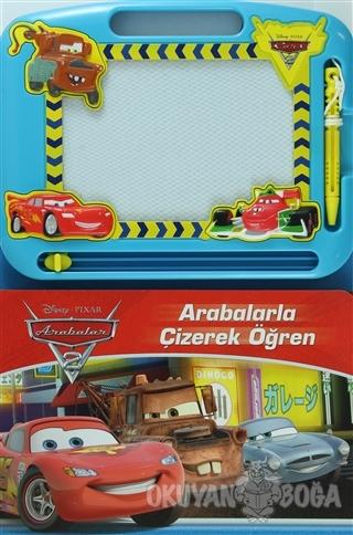 Disney Pixar Arabalar 2 - Arabalarla Çizerek Öğren - Kolektif - Doğan