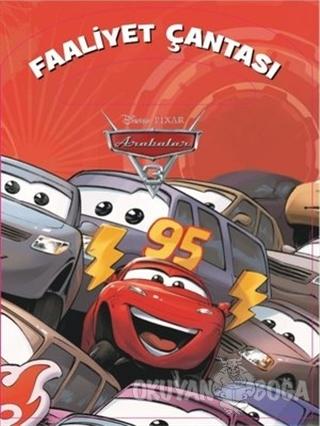 Disney Pixar Arabalar 3 Faaliyet Çantası