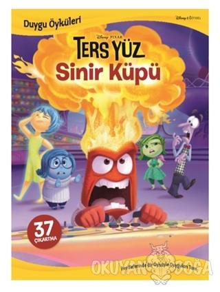 Disney Pixar Ters Yüz Sinir Küpü - Duygu Öyküleri - Kolektif - Doğan E