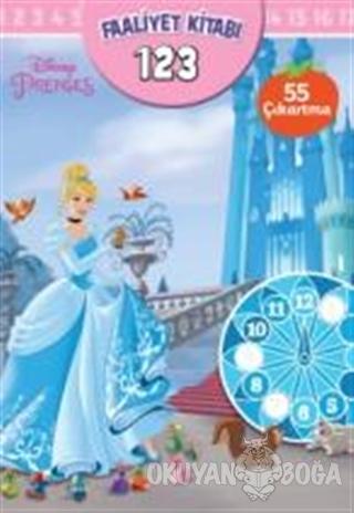 Disney Prenses - Faaliyet Kitabı 1 2 3 - Kolektif - Doğan Egmont Yayın