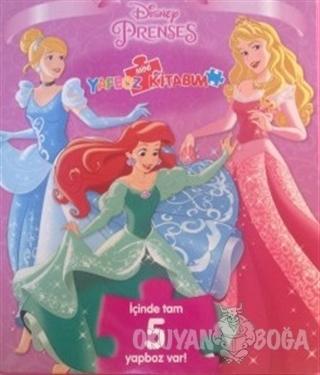 Disney Prenses - Mini Yapboz Kitabım - Kolektif - Doğan Egmont Yayıncı