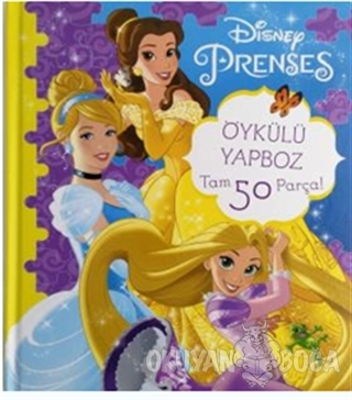 Disney Prenses Öykülü Yapboz Tam 50 Parça - Kolektif - Doğan Egmont Ya