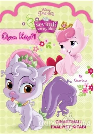Disney Prenses Sevimli Saraylılar - Oyun Keyfi - Kolektif - Doğan Egmo