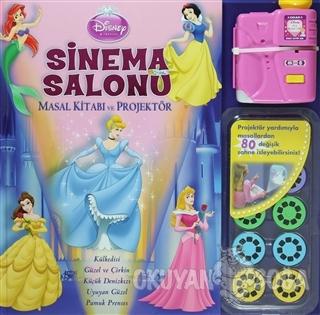 Disney Prenses - Sinema Salonu