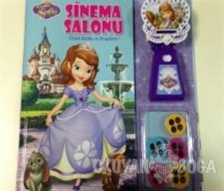 Disney Prenses Sofia: Sinema Salonu - Öykü Kitabı ve Projektör - Kolek
