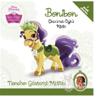 Disney Sevimli Saraylılar: Bonibon- Çıkartmalı Öykü Kitabı - Kolektif