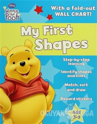 Disney Winnie the Pooh : My First Shapes - Kolektif - Parragon