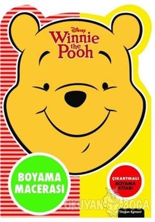 Disney Winnie The Pooh Özel Kesimli Boyama Macerası - Kolektif - Doğan