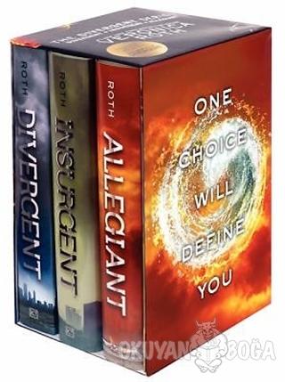 Divergent Series Complete Box Set (Ciltli)