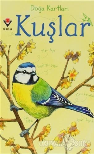 Doğa Kartları - Kuşlar - Emily Bon - TÜBİTAK Yayınları