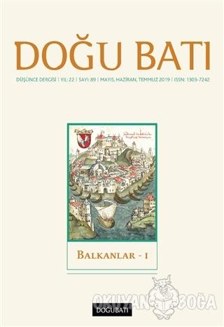 Doğu Batı Düşünce Dergisi Yıl: 22 Sayı: 89