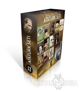 Doğumundan Ölümüne Atatürk Seti (13 Kitap Takım) - Kolektif - Truva Ya