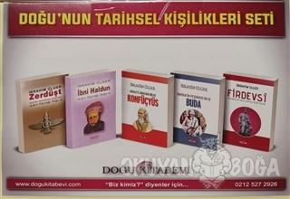 Doğu'nun Tarihsel Kişilikleri Seti (5 Kitap)