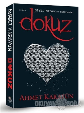 Dokuz - Ahmet Karayün - Adom Yayınları