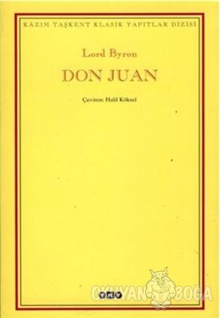 Don Juan (Ciltli) - Lord Byron - Yapı Kredi Yayınları