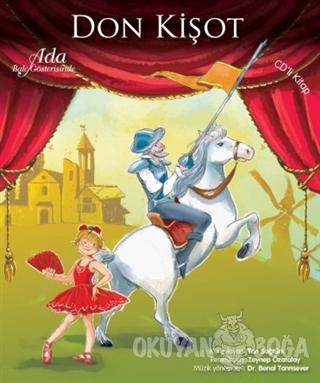 Don Kişot - Ada Bale Gösterisinde - Tan Sağtürk - Doğan Egmont Yayıncı