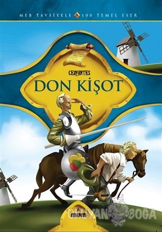 Don Kişot - Miguel de Cervantes - Mum Yayınları