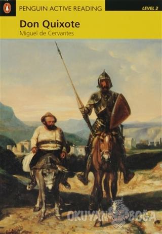 Don Quixote - Miguel de Cervantes - Pearson Hikaye Kitapları