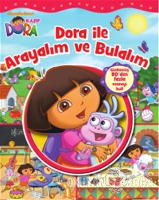 Dora Arayalım ve Bulalım - Kolektif - Doğan Egmont Yayıncılık
