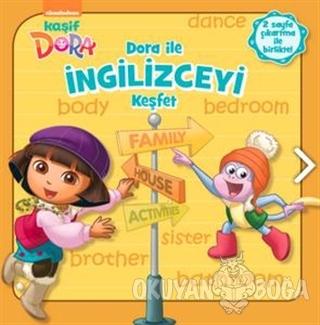 Dora İle İngilizceyi Keşfet - Kolektif - Doğan Egmont Yayıncılık