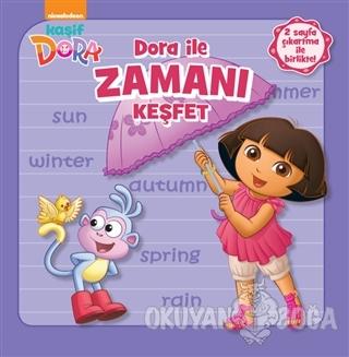 Dora İle Zamanı Keşfet - Kolektif - Doğan Egmont Yayıncılık