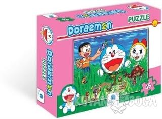 Doraemon 48 Parça Puzzle - 1 - Kolektif - Gizzy Art