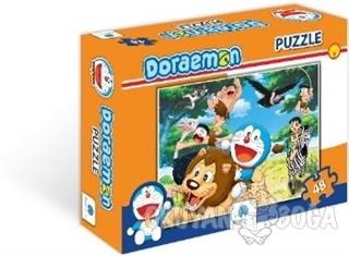 Doraemon 48 Parça Puzzle - 2 - Kolektif - Gizzy Art