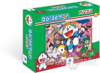 Doraemon 72 Parça Puzzle - 2 - Kolektif - Gizzy Art