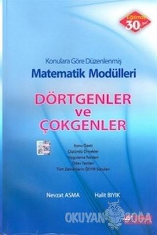 Dörtgenler ve Çokgenler - Konulara Göre Düzenlenmiş Matematik Modülleri
