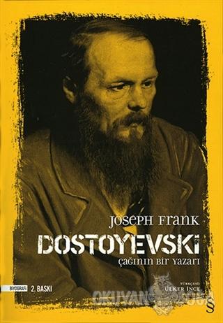 Dostoyevski - Joseph Frank - Everest Yayınları