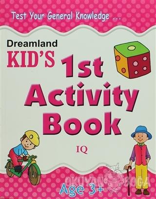 Dreamland Kid's 1 st Activity Book: IQ (3) - Gurpreet Kaur - Dreamland