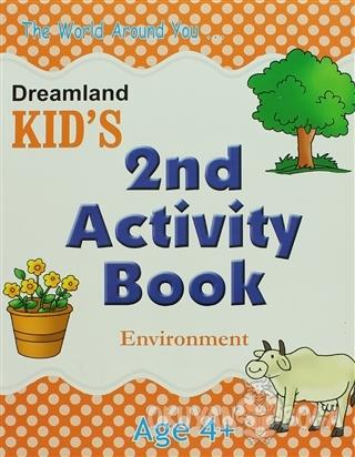 Dreamland Kid's 2nd Activity Book: Environment (4) - Shweta Shilpa - D