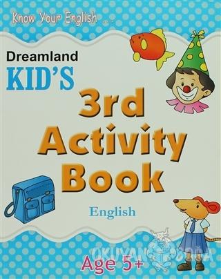 Dreamland Kid's 3rd Activity Book: English (5) - Shweta Shilpa - Dream