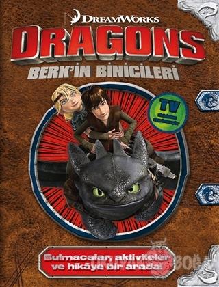 DreamWorks Dragons - Berk'in Binicileri (Ciltli) - Kolektif - Beta Kid